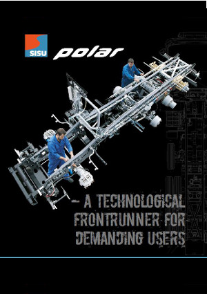 Sisu Polar eV leaflet
