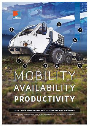 Sisu Special Vehicles Brochure