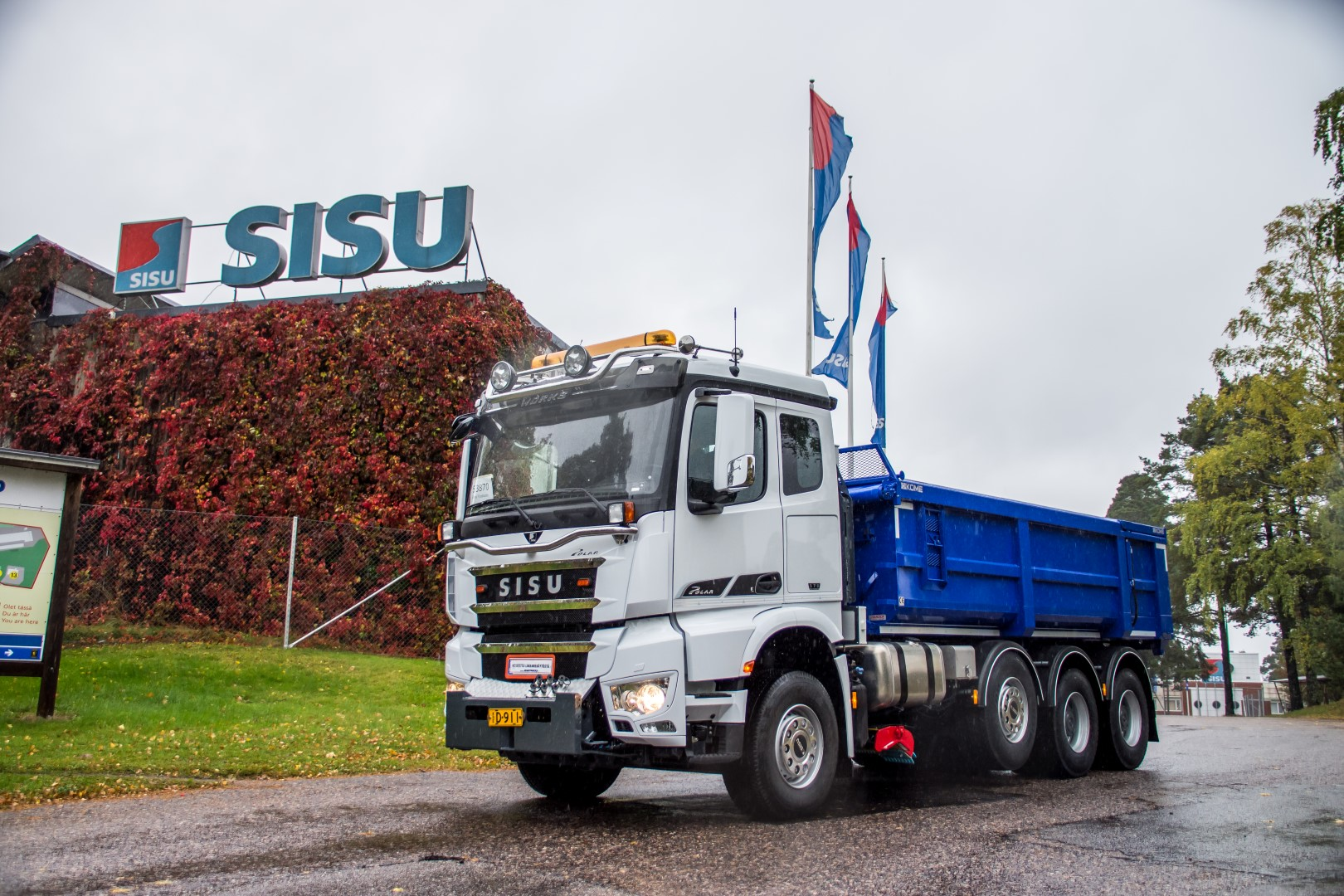 Sisu Polar Works