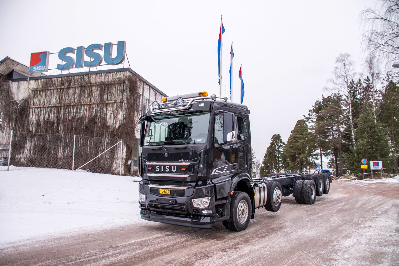 Sisu Polar Carrier