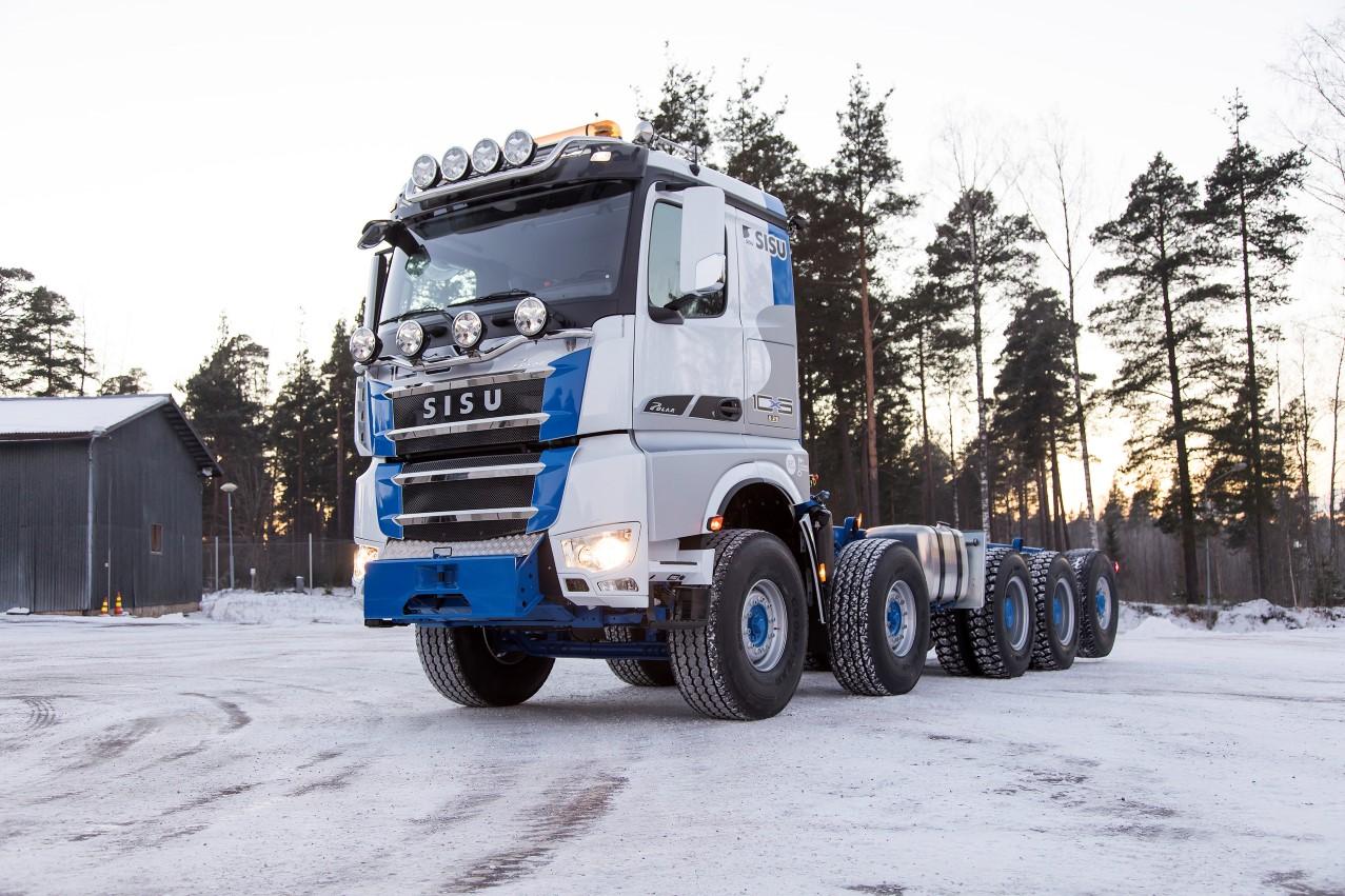 Super-Polar 10x6 (Mining Truck)