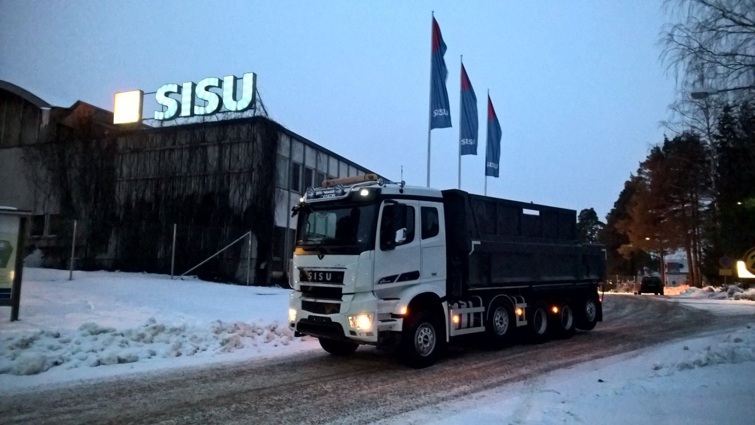 Sisu Polar Rock