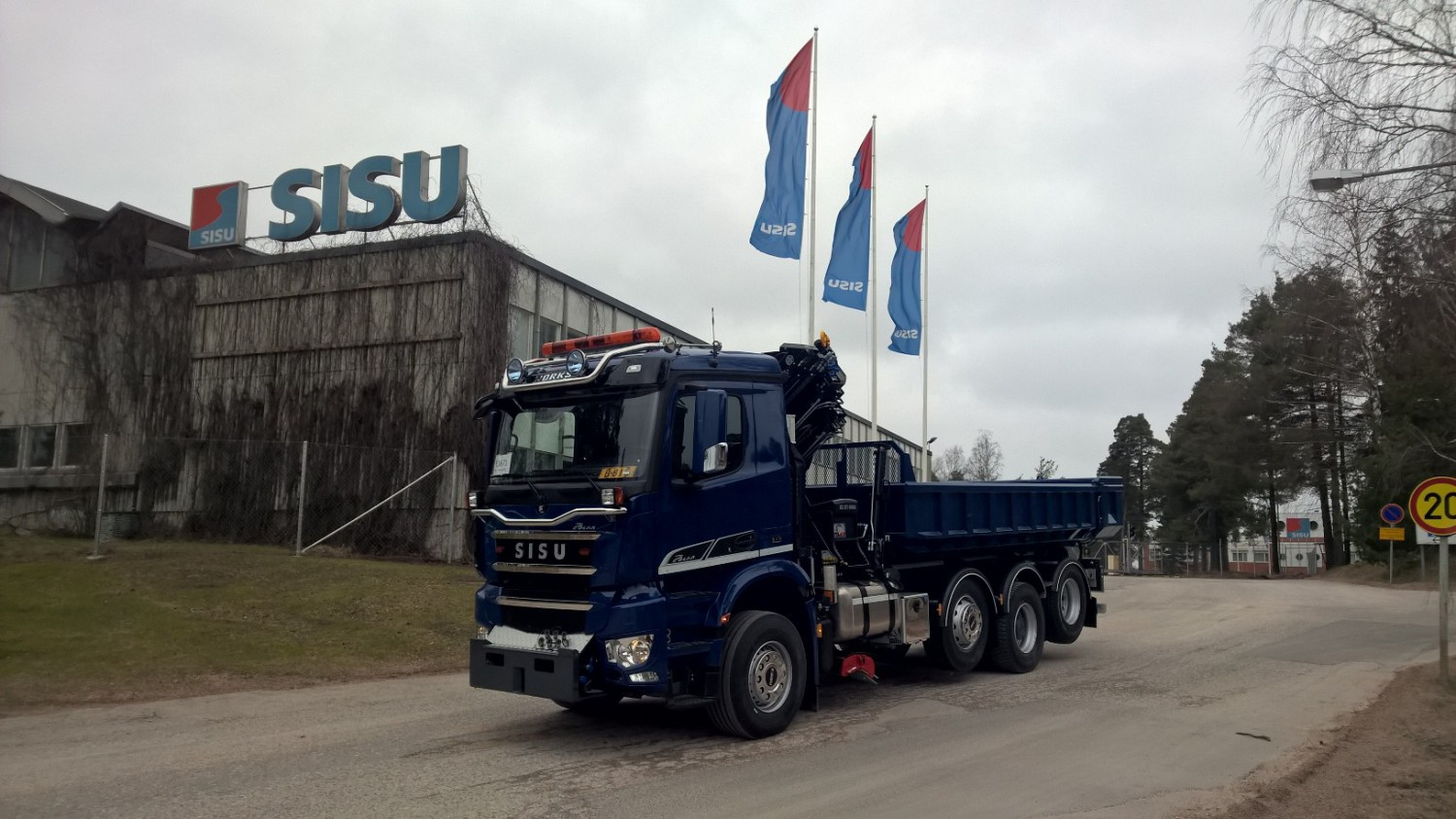 Sisu Polar Works+