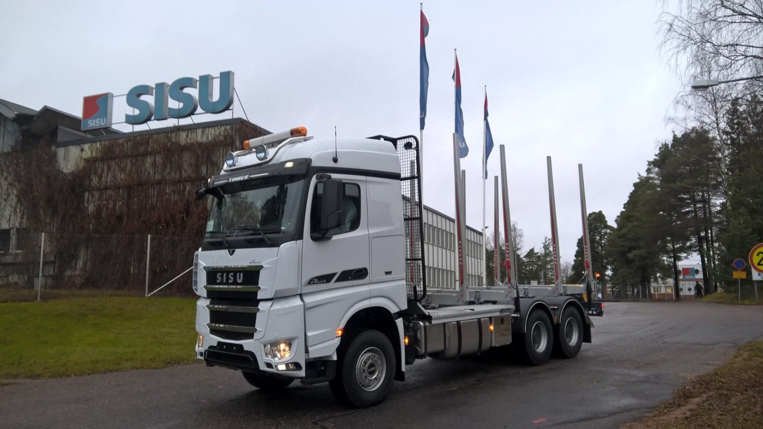Sisu Polar Timber