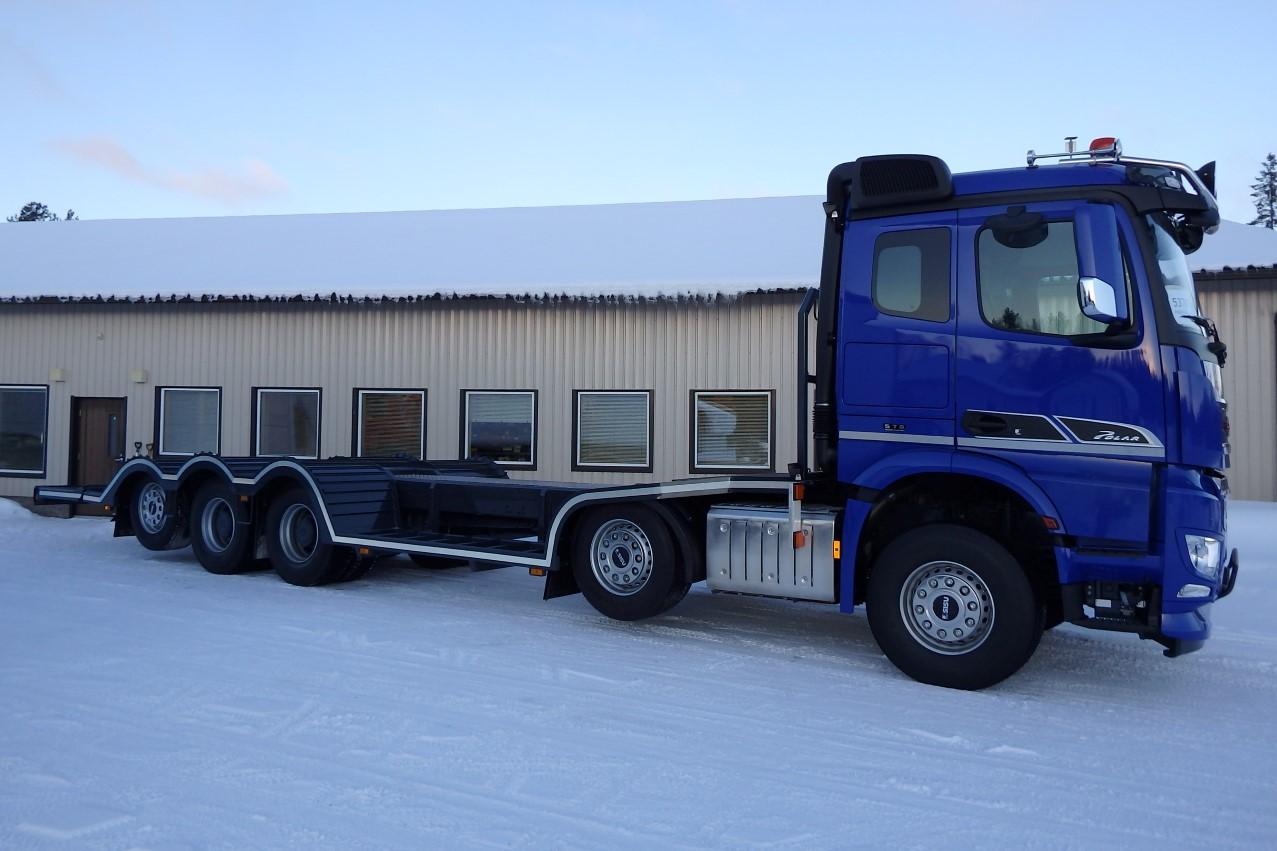 Sisu Polar Carrier